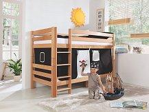 Patrová postel buk BENI v akci