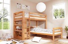 Patrová rohová postel LUPO VARIANT