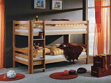 Patrová postel BENI 90x200 masiv buk
