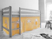 LÁTKOVÝ DOMEČEK  dům žlutá  PG