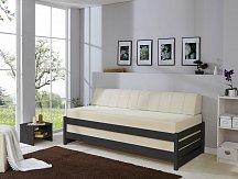 Rozkládací postel MINIMA antracit