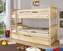 Patrová postel SAMMY s přistýlkou MARIANE