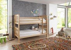 Patrová postel KICCK buk