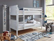 Patrová postel MIIA bílá