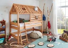 Dětská postel domeček TOMAS