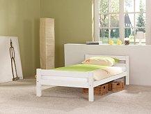 Dětská postel HELGA buk bílá