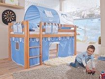 Dětská zvýšená postel ALEX-buk