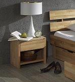 Noční stolek MIKADO masiv buk
