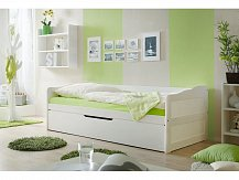 Rozkládací postel BEDBED-WITE  90x200