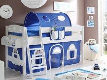 Latková sestava KENNY dům modrá