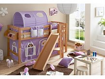 Latková sestava KENNY dům lila