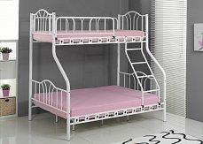 Dětská patrová postel ALADIN 140- kov