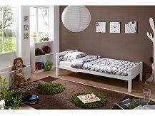 Dětská postel LUPO BÍLÁ