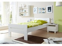 Dětská postel BETT  90/200 bílá