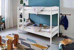Patrová postel MICHELLE BÍLÁ