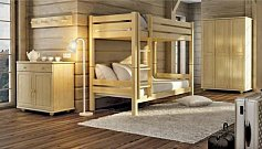 Drewmax LK136 90 - Dřevěná palanda