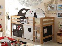 Dětská postel vyvýšená BAZAR
