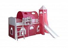 Látková sestava KENNY-MIT dům pink