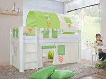 Dětská zvýšená postel ALEX bílá