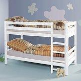 Patrová postel-BENI-bílá