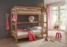 Patrová postel OLIVER buk