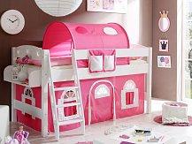 Latková sestava KENNY dům pink