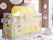 Látková sestava KENNY dům žlutá